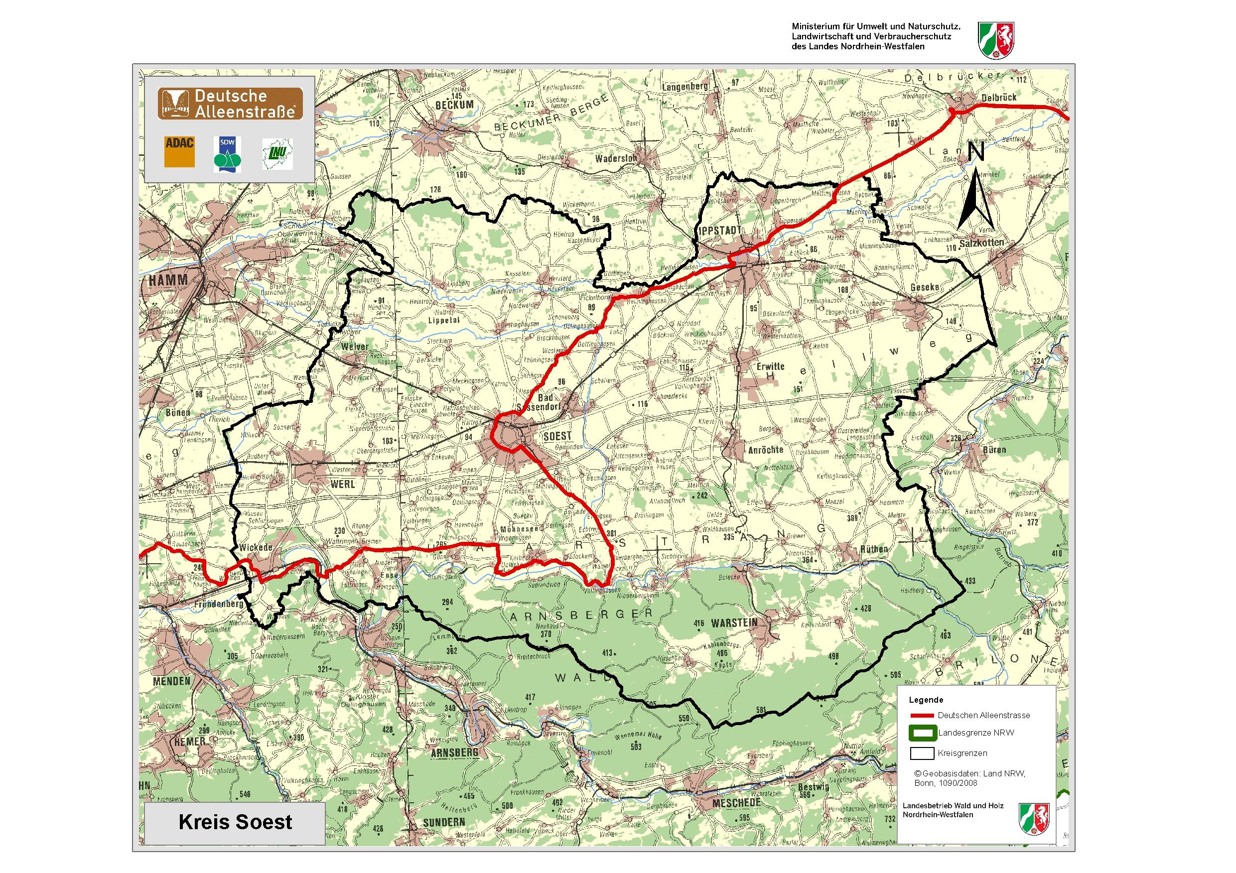 Partnervermittlung Soest (Landkreis)