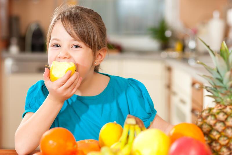 Gesunde Ernährung für Jugendliche Menü